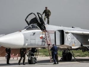 Pangkalan Udara Rusia di Suriah