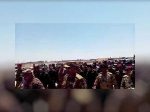Komandan Suriah dan Irak Bertemu di Perbatasan