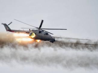 Helikopter MI-28 Rusia
