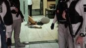 Pelaku Penyerangan Polsek Wonokromo diamankan