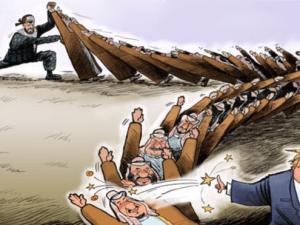 Peran AS dalam Perang Yaman