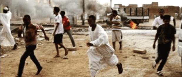 Perang Saudara di Sudan