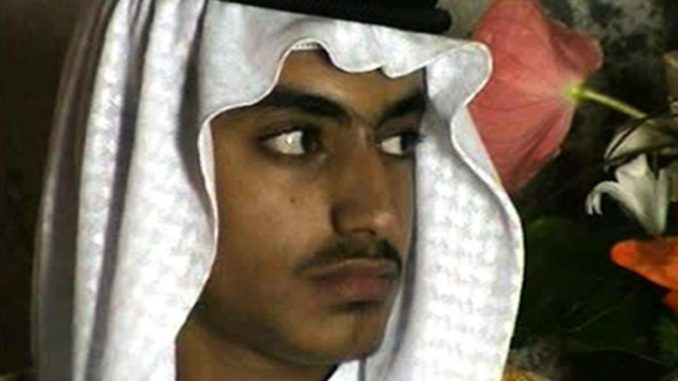Putra Gembong Teroris Osama bin Laden