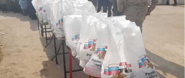 Rusia kirimkan 500 paket bantuan ke Hama, Suriah