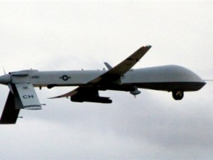 Drone AS jatuh di Irak