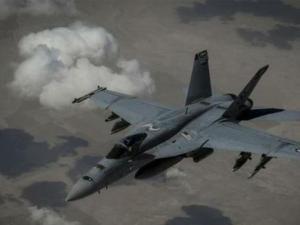 Jet Temour F-18 Amerika