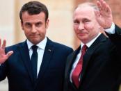 Macron dan Putin