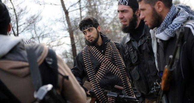 Teroris di Idlib Suriah
