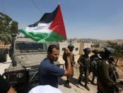 penghancuran rumah warga palestina oleh Israel di kota Sur Baher