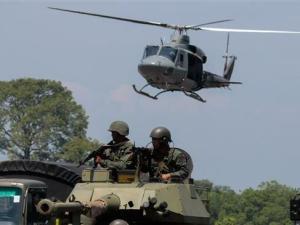 Latihan Militer Venezuela