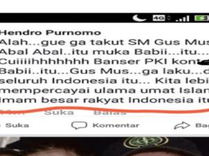 Akun Facebook Hendro Purnomo
