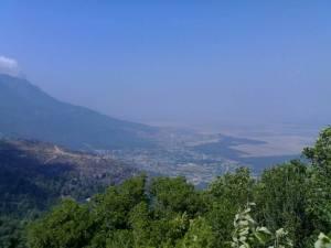 Dataran Tinggi Al-Ghaab Suriah