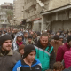 Demo Warga Deir Ezzor