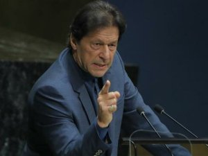 Imran Khan di PBB