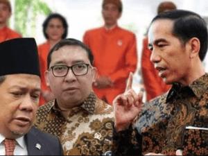 Jokowi Dikebiri DPR