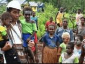 Jokowi bersama Rakyat Papua