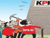 KPK dan DPR