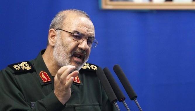 Mayor Jenderal Hossein Salami