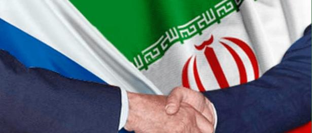 Rusia-Iran