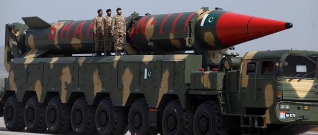 Senjata Nuklir Pakistan