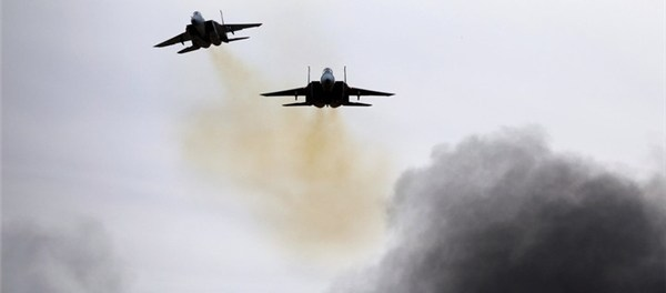 Serangan Israel di Suriah