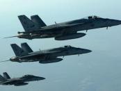 Serangan Udara AS di Irak
