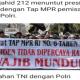 Spanduk Tap MPR