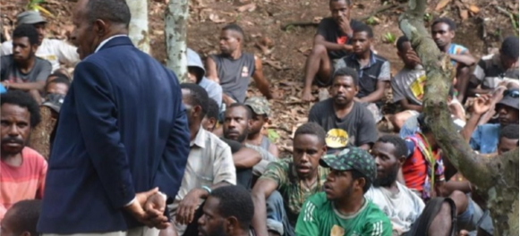 Warga Papua