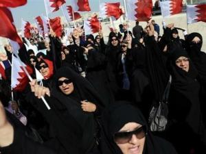 Demo Wanita Bahrain