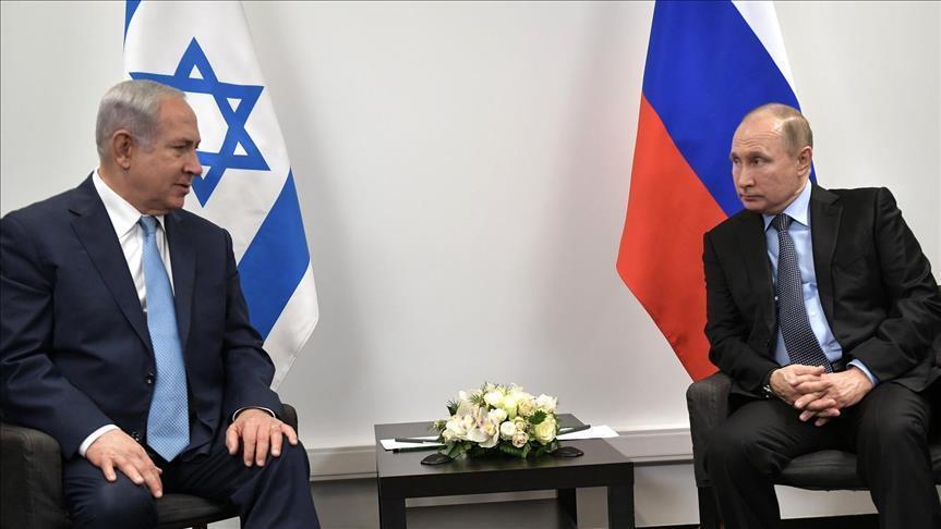 Netanyahu Harus Menunggu 3 Jam sebelum Pertemuan Gagalnya dengan Putin