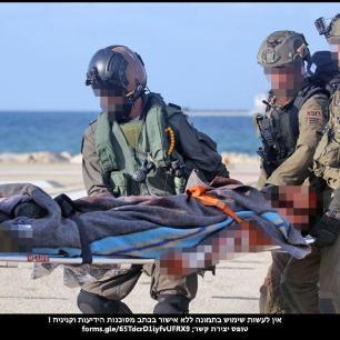 Korban Tentara israel
