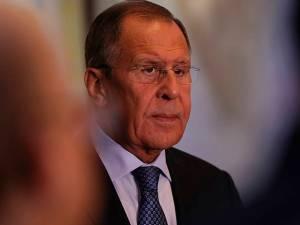 Menlu Rusia, Sergey Lavrov, Irak