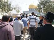 Israel, Masjidil Aqsha, Zionis