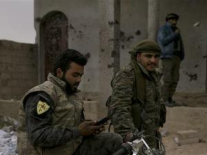 Konflik Suriah, Suriah, Timur Tengah
