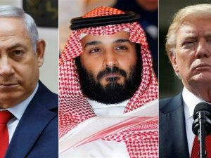 Aliansi 3 Negara, Arab Saudi, Israel