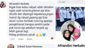 Facebook, Ancaman, Jokowi