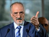 Bashar-al-Jaafari, Suriah, PBB