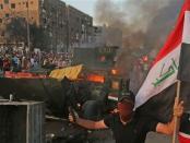 Demo Irak, Irak, Baghdad