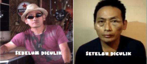 Ninoy Karundeng, Penculikan, Penyekapan, ISIS