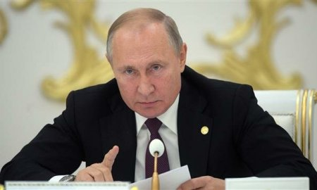 Putin: Kurdi Dukung Kehadiran Militer Rusia di Timur Luat Suriah