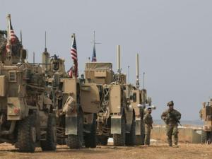 Tentara Amerika, Suriah, Perang Suriah