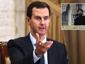 Bashar Assad, Suriah, Abu Bakr Al-Baghdadi