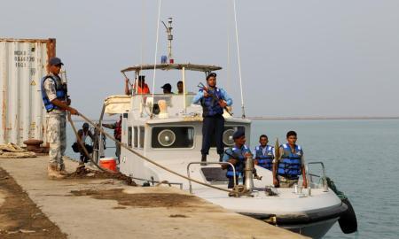 Korsel: Houthi Bebaskan 3 Kapal yang Ditahan di Laut Merah