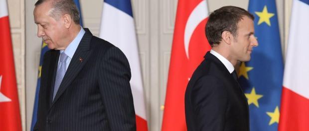 Prancis Panggil Dubes Turki Pasca Erdogan Hina Macron