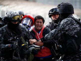 5 Pendukung Morales Tewas dalam Bentrokan dengan Polisi Bolivia