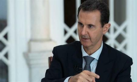 Suriah, Bashar Assad, Perang Suriah