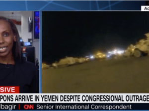 Senjata AS, Video, Perang Yaman