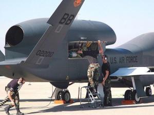 Drone RQ-4B Global Hawk AS Intai Pangkalan Rusia di Tartus dan Hmeimim