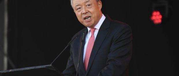 China Peringatkan AS dan Inggris Tak Campuri Urusan Hongkong