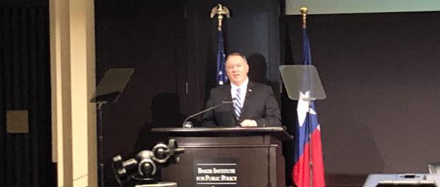 Pompeo Tuduh China Rongrong Keamanan NATO